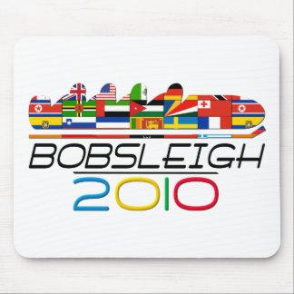 2010年: ボブスレー マウスパッド