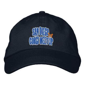 2010調節可能な刺繍された帽子 刺繍入りキャップ