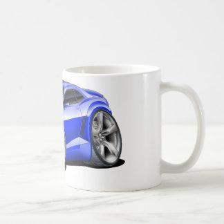 2010-11年のCamaroの青白の車 コーヒーマグカップ