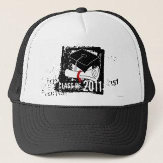 2011の帽子の免状の帽子5のクラス キャップ