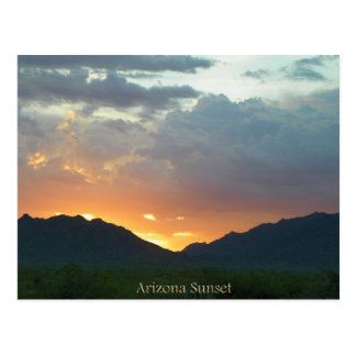 2011の6月10日、砂漠の歩行 ポストカード