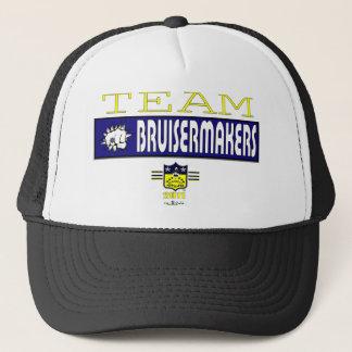 2011チームBruisermakersの帽子 キャップ