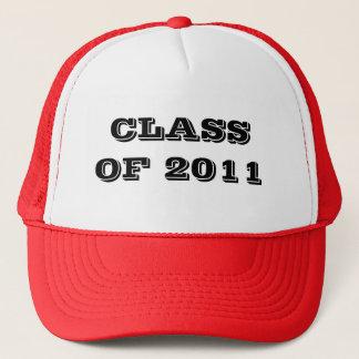 2011年のクラス キャップ