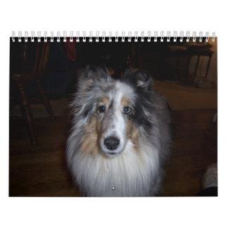 2011年のGallagherのカレンダーWheaton カレンダー