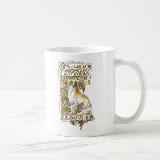 2011年のSilkenfestのロゴのジョイスChinのマグ コーヒーマグカップ