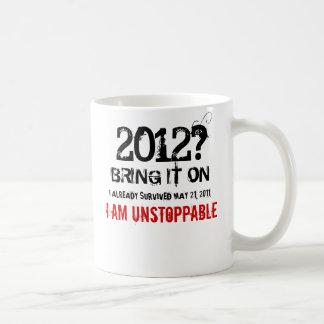 2011年5月21日私は止められないコーヒー・マグです コーヒーマグカップ