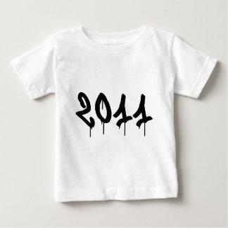 2011年 ベビーTシャツ