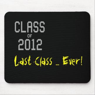 2012の最後のクラスのクラス…! マウスパッド