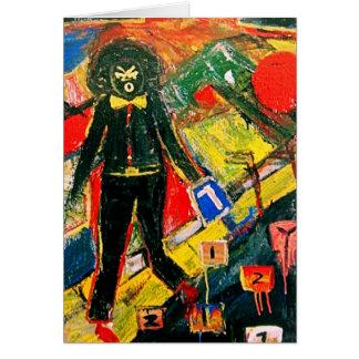 2012の黒の草案 カード