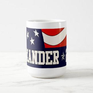 2012マグのステュワートアレキサンダーの大統領 コーヒーマグカップ