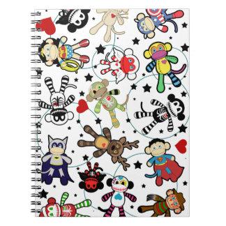 2012年からの猿 ノートブック