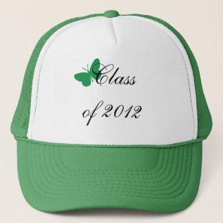 2012年のクラス-緑 キャップ