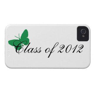 2012年のクラス-緑 Case-Mate iPhone 4 ケース