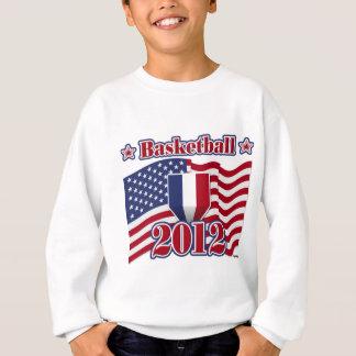 2012年のバスケットボール スウェットシャツ