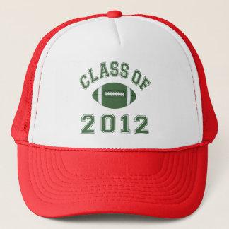 2012年フットボールのクラス-緑2の キャップ