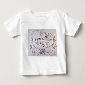 2012年11月- A ベビーTシャツ