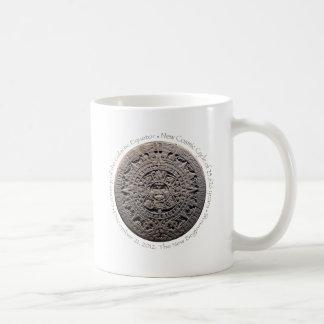 2012年12月21日: 記念する新しい始め コーヒーマグカップ