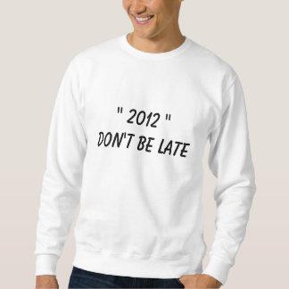 2012年 スウェットシャツ