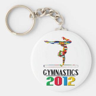 2012年: 体操 キーホルダー