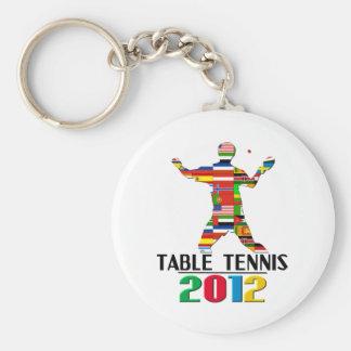 2012年: 卓球 キーホルダー