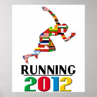 2012年: 走ること ポスター