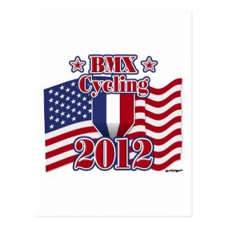 2012循環BMX ポストカード