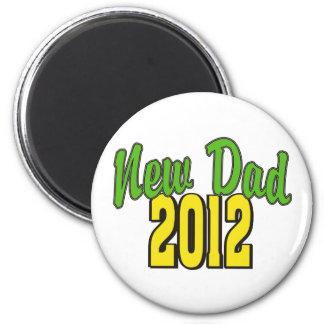2012新しいパパ マグネット