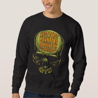 2012西海岸のHauntersの大会のスエットシャツ スウェットシャツ