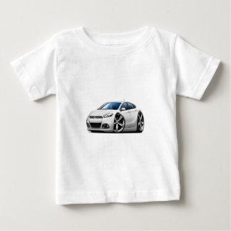 2013のごまかしの投げ矢の白車 ベビーTシャツ