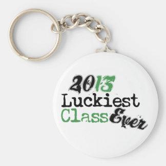 2013年のおもしろいなクラス-最も幸運なクラス キーホルダー