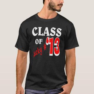 2013年のクラス Tシャツ