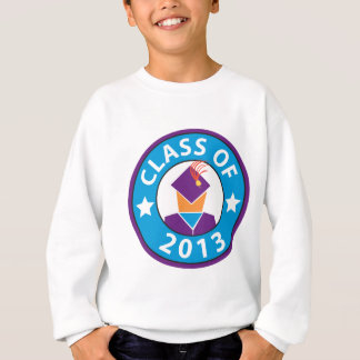 2013年の卒業生のクラス スウェットシャツ