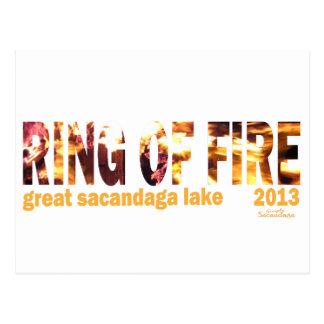 2013年リング・オブ・ファイア ポストカード