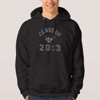 2013年RNのクラス-灰色2の パーカ