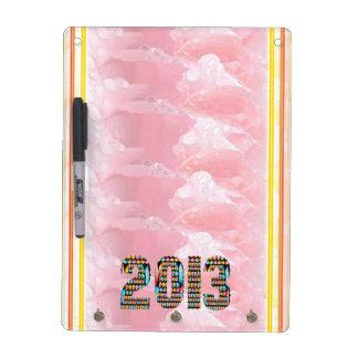 2013朝の露のバラの花びらの芸術 ホワイトボード