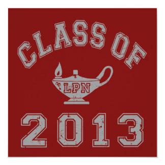 2013 LPNのクラス-灰色2 カード