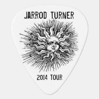2014の旅行のギターピック ギターピック