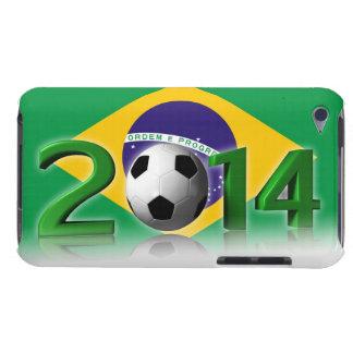 2014年のフットボールのコップ Case-Mate iPod TOUCH ケース