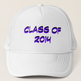 2014年の卒業のクラス キャップ