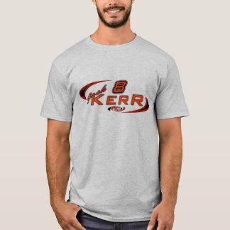2014年のJosh Kerrの灰色のTシャツ Tシャツ