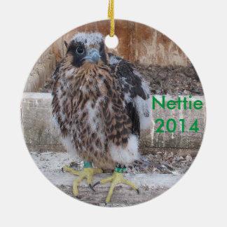 2014年のNettieのオーナメント セラミックオーナメント