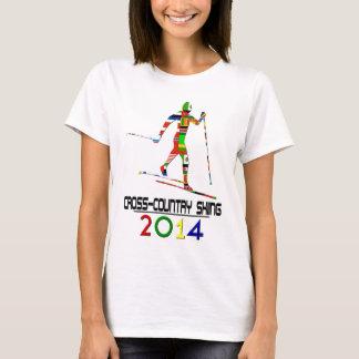 2014年: クロスカントリー・スキー Tシャツ