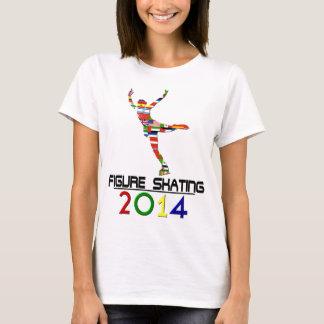 2014年: フィギュアスケート Tシャツ