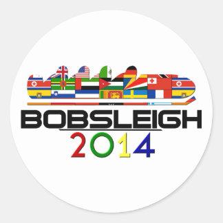 2014年: ボブスレー ラウンドシール