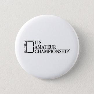 2014米国のアマチュア選手権 缶バッジ