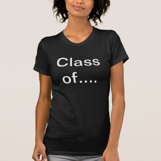 2015年のクラス Tシャツ