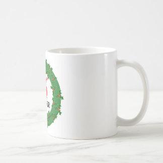 2015年の12月25日イメージ コーヒーマグカップ