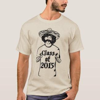 2015年のTシャツのクラス Tシャツ
