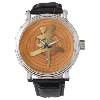 2015年間のラムのヒツジまたはヤギ-腕時計 腕時計