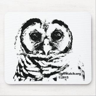 2015年5月- Owlet マウスパッド